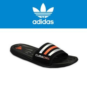 Adidas Climachill Recovery Sandals - Size 6
